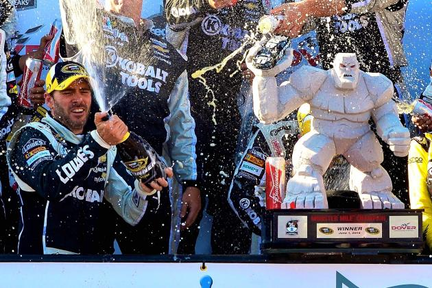 NASCAR at Dover 2014 Results: Winner, Standings, Highlights and Reaction