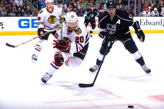 Los Angeles Kings vs. Chicago Blackhawks: Preview and Prediction for Game 7