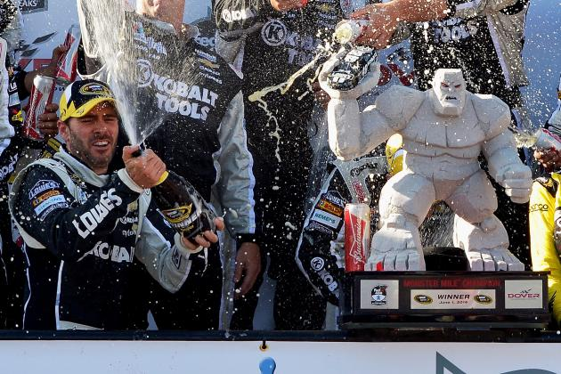 Jimmie Johnson's Outlook for Remainder of 2014 NASCAR Season After Win at Dover