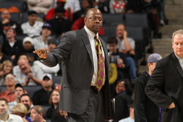 Patrick Ewing Would 'Love' to Return to New York Knicks and Coach Team
