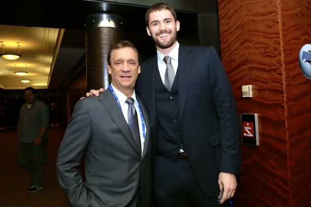 Timberwolves President Flip Saunders: 'I Expect Kevin Love to Be Here Next Year'