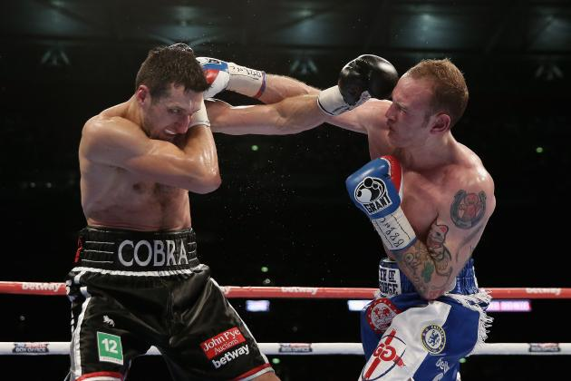 Froch vs. Groves 2: What Future Holds for Each Fighter After Decisive Rematch