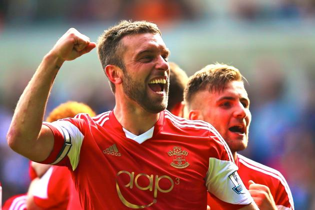 Forget the Cost and Name, Rickie Lambert Is a Good Transfer Target for Liverpool