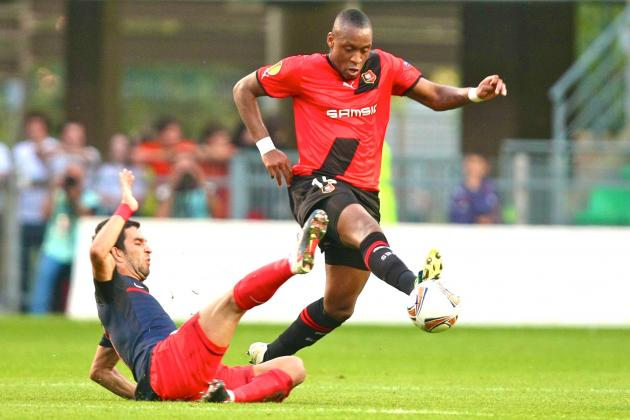 Scouting Report: Should Arsenal Target Troubled Defender Jean-Armel Kana-Biyik?