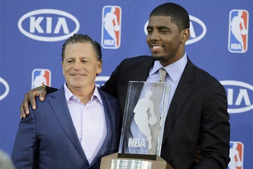 Are Cavs Damaging Kyrie Irving Relationship by Reportedly Balking at Max Deal?