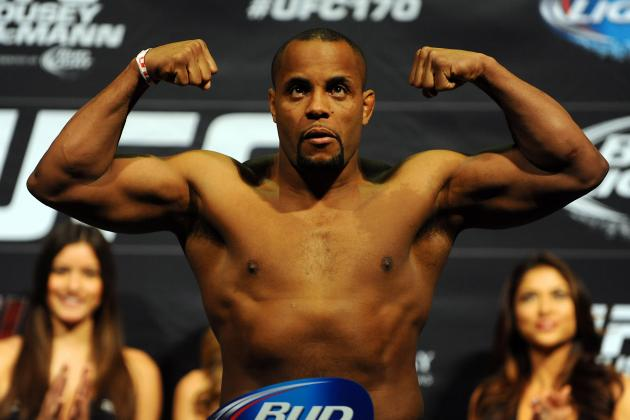 Daniel Cormier: If Jon Jones Stalls, I'll Fight Gustafsson for Interim Title