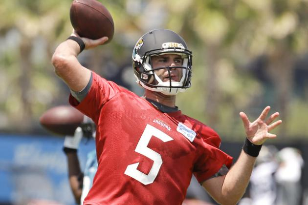 5 Jacksonville Jaguars to Watch During OTAs