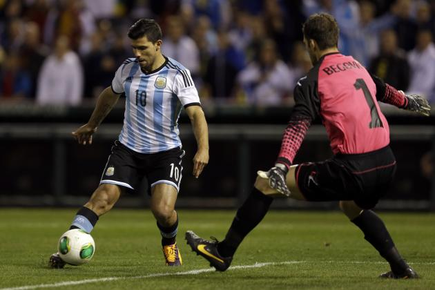 Why Sergio Aguero Will Have a Massive World Cup for Argentina