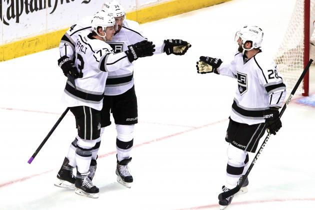 Kings vs. Blackhawks Game 7: Live Score, Highlights and Reaction