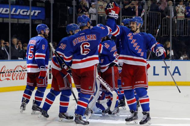 Rangers vs. Kings: Complete Schedule and Predictions for Stanley Cup Final 2014