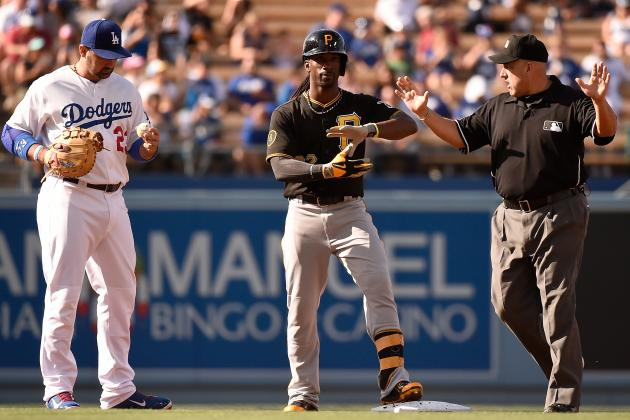 McCutchen Homers, Pirates Best Greinke