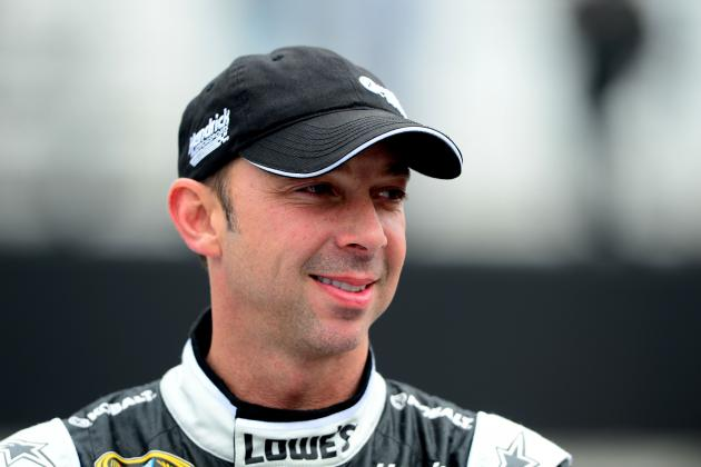 Chad Knaus: At Peace with Himself, NASCAR and at the 'Best Point in My Life'
