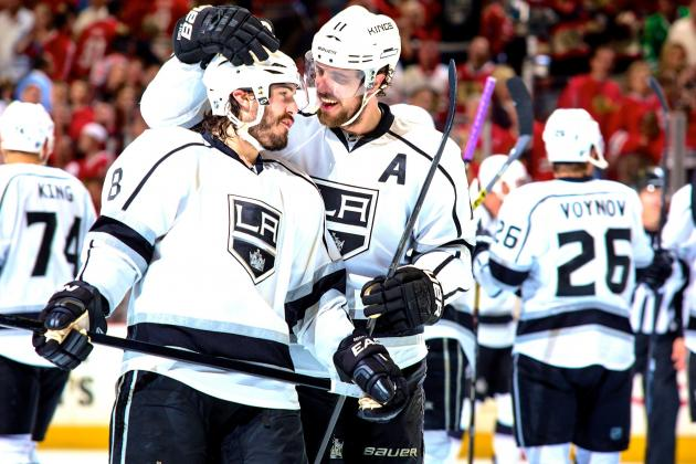 Kings Regain Western Supremacy, Edge Hawks in Series for Ages to Reach Cup Final