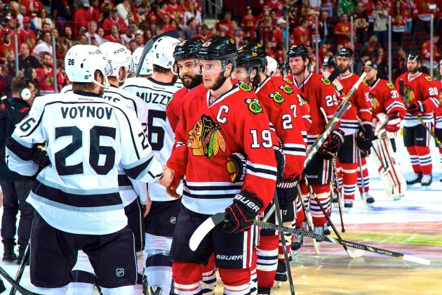 Chicago's Dynasty on Hold After Defending Champs Ousted by Kings in Wild Game 7