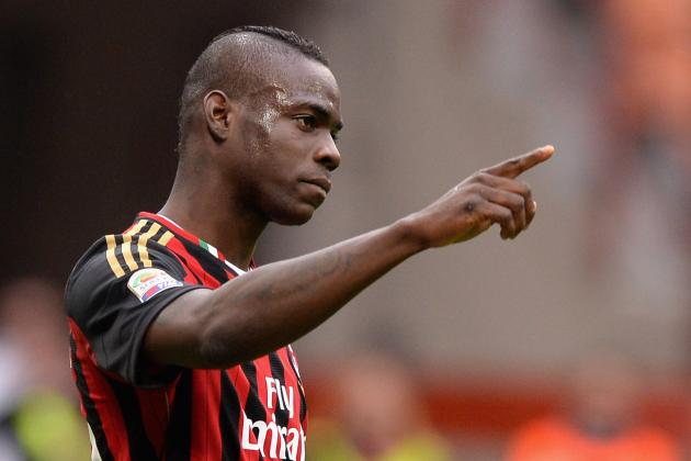 Arsenal Transfer News: Mario Balotelli Tempts Arsene Wenger as Milan Offer Deal