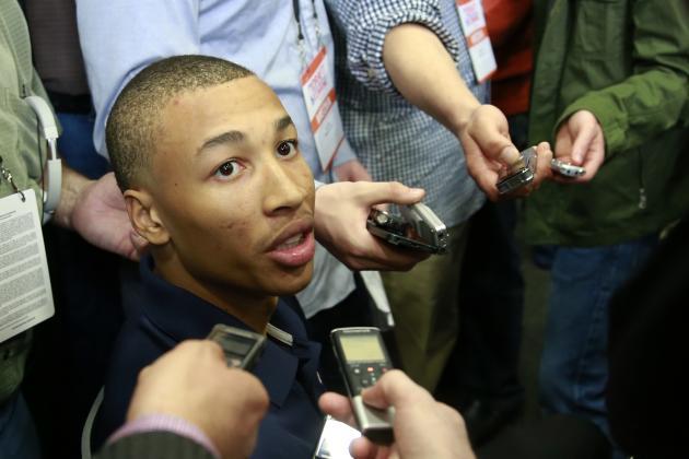 NBA Draft 2014: Best Landing Spots for Top Guards