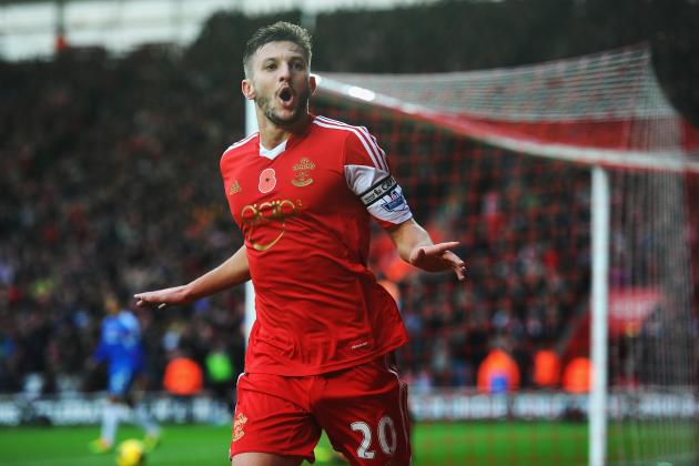 Adam Lallana Edges Toward Liverpool Transfer as Tottenham Reportedly End Pursuit