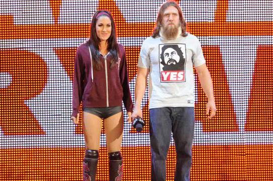 WWE Payback 2014 Results: Daniel Bryan Remains Effective in Non-Wrestling Role