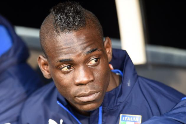 Mario Balotelli Injury: Updates on Italy Star's Status and Return