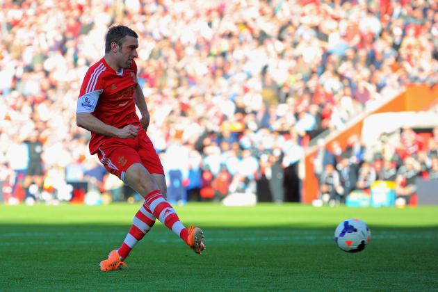 Rickie Lambert to Liverpool: Reds Officially Sign Southampton Forward