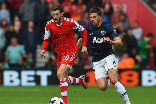 Adam Lallana, Luke Shaw Warning Sent to Liverpool, Manchester United by Saints