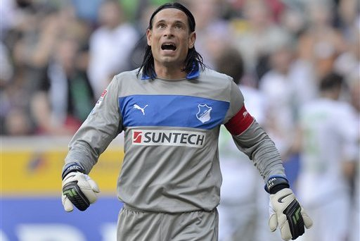 Tim Wiese Has Been Turned from Germany Goalkeeper into Bodybuilder