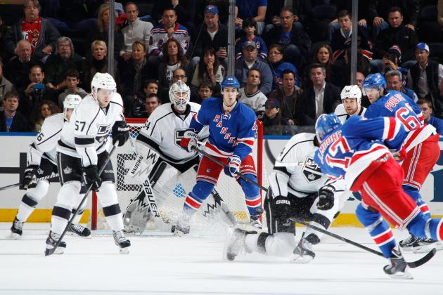 Stanley Cup 2014: Schedule, TV Info and Predictions for Rangers vs. Kings