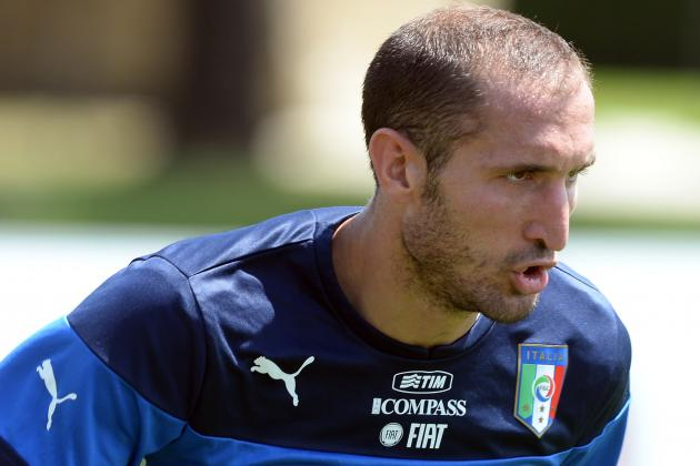 World Cup 2014: Italy Profile – Giorgio Chiellini