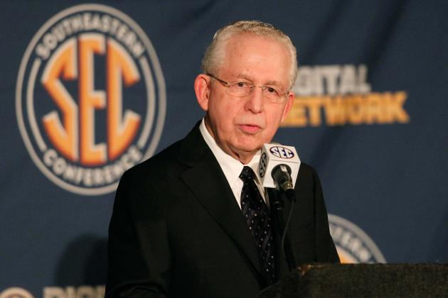 Mike Slive's Division IV Threat May Be Empty, but It Will Get the Job Done