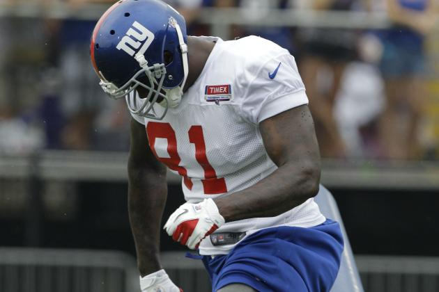Giants Depth Chart: The OTAs Version