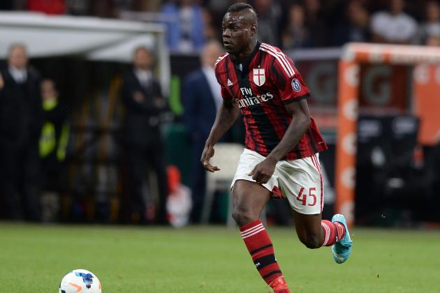Mario Balotelli Is the Right Attacking Option for Arsenal