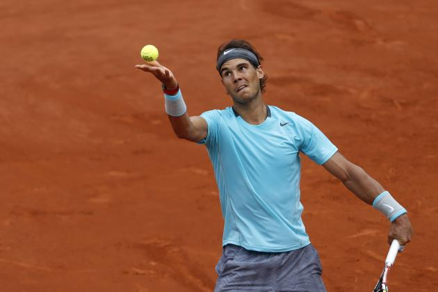 French Open 2014: TV Schedule, Live Stream and More from Roland Garros