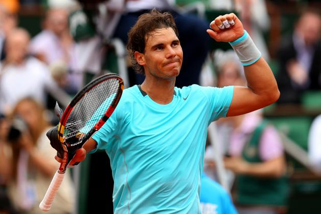 Rafael Nadal vs. Dusan Lajovic: Score and Recap from 2014 French Open