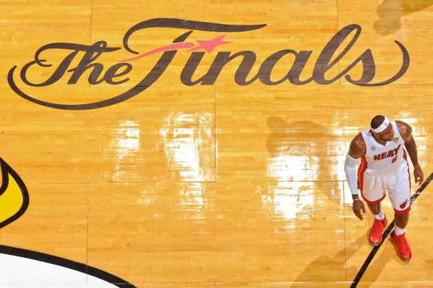 NBA Finals 2014 Schedule: Complete Viewing Info for Heat vs. Spurs Series