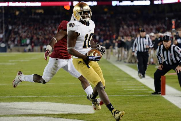 What Can Notre Dame Expect from Davaris Daniels in '14?