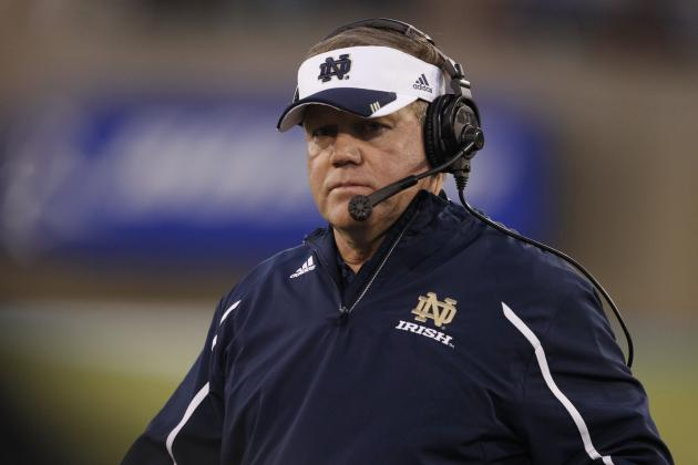 Notre Dame Wants 'Sizzle' in Changing Recruiting Landscape
