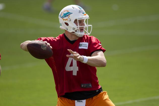 Brock Jensen Brings Championship Pedigree to Dolphins