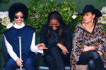 Prince Hits Up French Open... with a Shiny Cane
