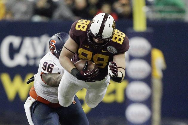 Golden Gophers' Most Important Players