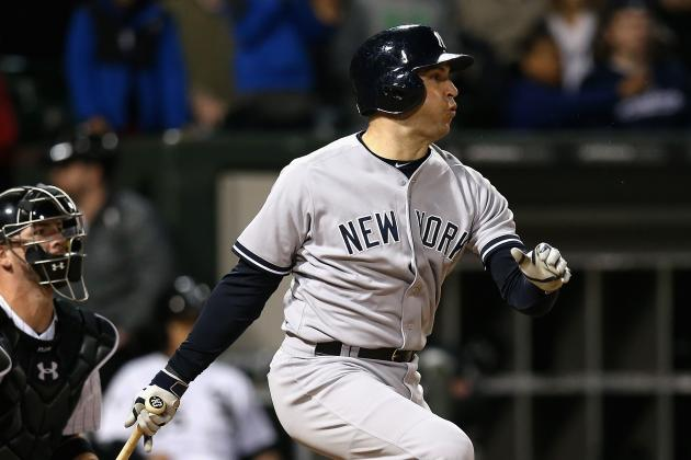 Yankees in 'Wait-and-See' Mode with 1B Mark Teixeira's Inflamed Right Wrist
