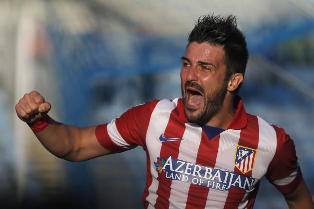 David Villa Right to Move on from Atletico Madrid, but New York Move Timing Poor