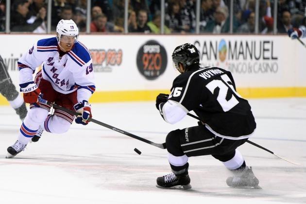 Stanley Cup Playoffs 2014: Full Schedule, Odds, TV Info for Rangers vs. Kings