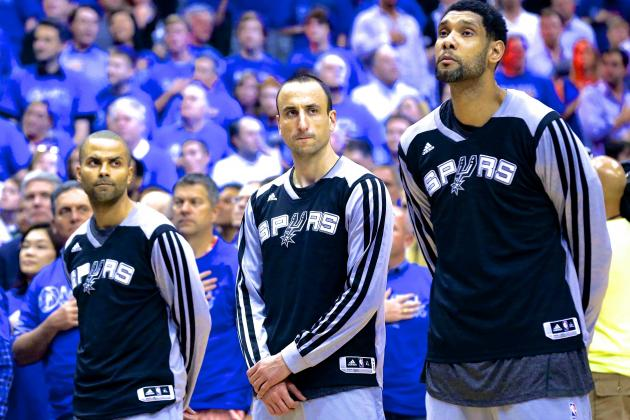 San Antonio Spurs Big 3 Could Become Greatest Trio Ever with NBA Finals Win