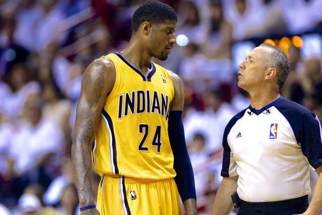 Is Paul George the Leader Indiana Pacers Need?
