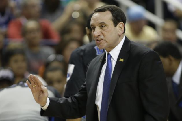 Duke Basketball: Early Look at Blue Devils' Most Intriguing Games