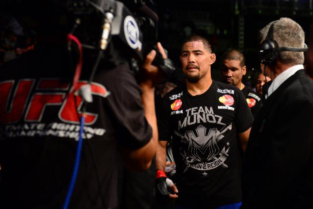 UFC: Mark Munoz Plans to Continue Fighting Despite Recent Struggles