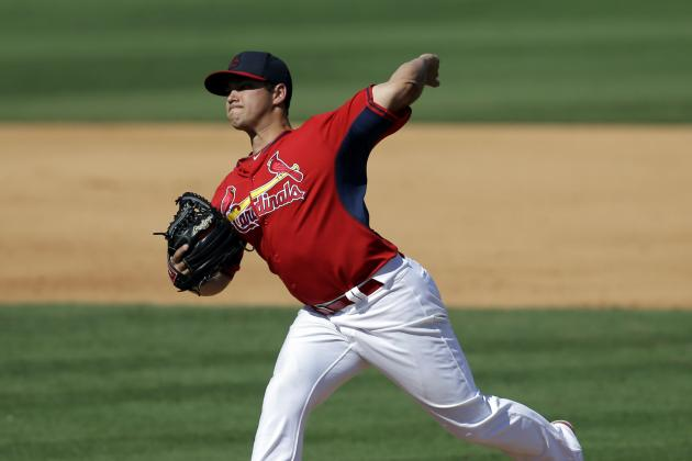 Gonzales Another Fast-Rising Arm for Cardinals