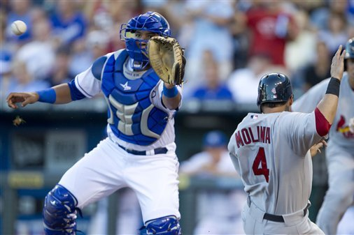 Top Stats to Know: Royals vs. Cardinals