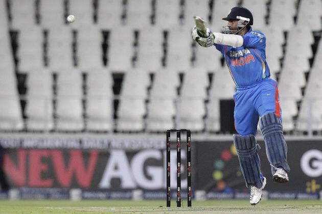 Robin Uthappa: World Cricket's Batsman of the Month, May 2014