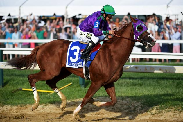 2014 Belmont Stakes: Early Weather Forecast and Field Odds for Belmont